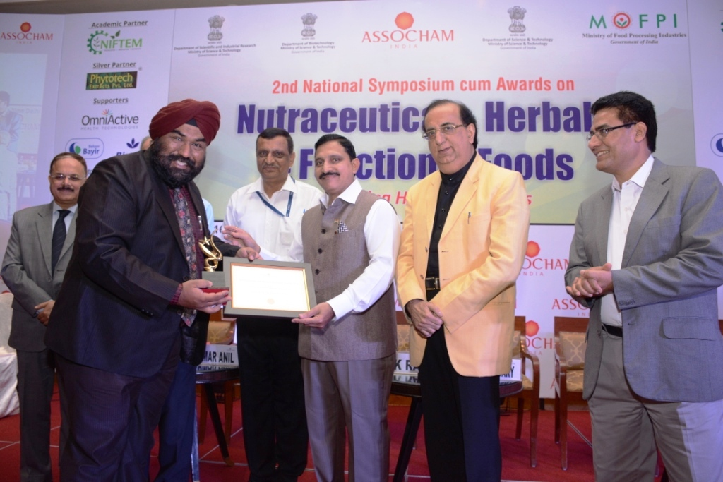 Herbal Research Company of the Year