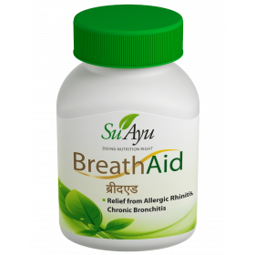 BreathAid Capsules 2 Months Combo