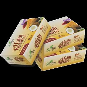 Haldi Kesar Soap (Pack of 3)