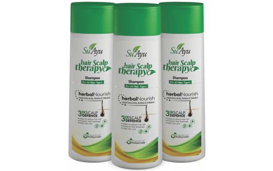 Shampoo (Pack of 3)